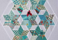 Modern q is for quilter blog archive seven sisters quilt top 11 Elegant Seven Sisters Quilt Pattern