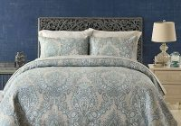 Modern quality paisley printed bedspread quilt set 3pcs vintage quilted bedding cotton 7445038672691 ebay 11 Cool Vintage Quilt Bedding Inspirations