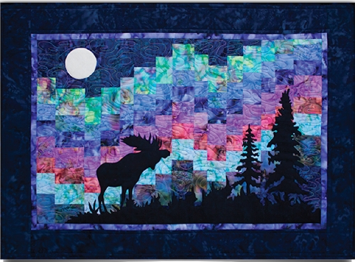 Permalink to 10 New Northern Lights Quilt Pattern