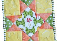 Modern quilted potholder tutorial jacquelynne steves 9 Elegant Quilted Potholder Pattern Inspirations
