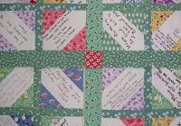 Modern quilts signature Stylish Signature Quilt Block Pattern Inspirations