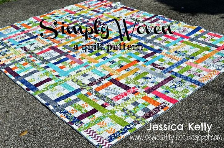 Permalink to Stylish Moda Jelly Roll Quilt Patterns Inspirations
