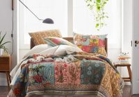 Modern the company store rani multicolored vintage floral 10 Stylish Vintage Twin Quilt Inspirations