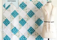Modern the gingham daydream quilt pattern the polka dot chair 10 New Take 5 Quilt Pattern Instructions Inspirations