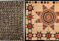 Modern the history of the american quilt 19th century pattern 11 Unique Historical Quilt Patterns Inspirations