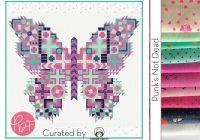 Modern tula pink butterfly quilt sew along gnomeangel 10   Tula Pink Butterfly Quilt Pattern
