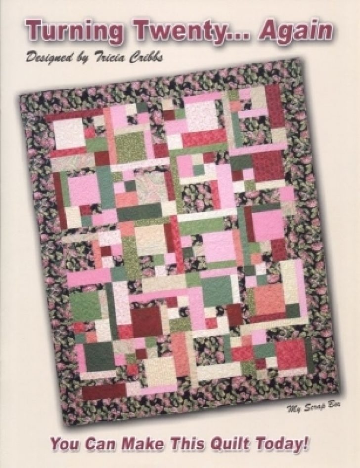 Permalink to 11 Elegant Turning Twenty Again Quilt Pattern Gallery