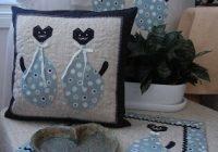 Modern ullas quilt world cat quilt art quilts 10 Cool Ullas Quilt World Inspirations