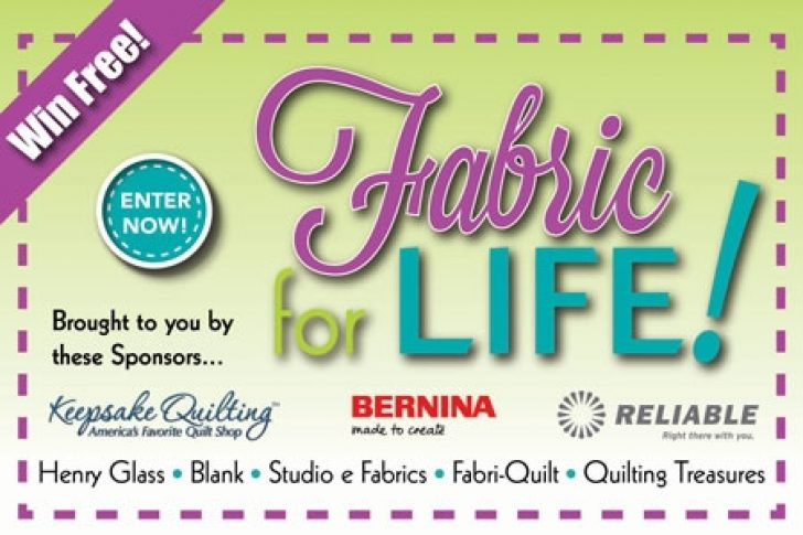 Permalink to 9   Keepsake Quilting Fabric For Life Gallery
