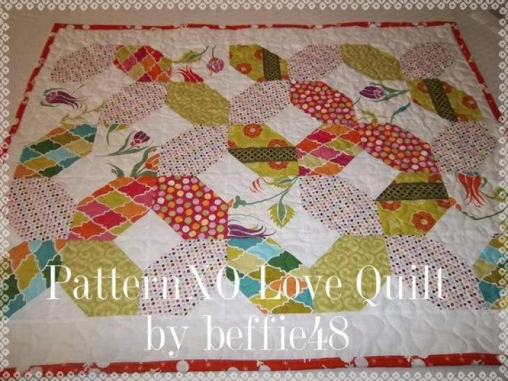 Permalink to 11 Interesting Hugs And Kisses Quilt Pattern Inspirations