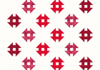 monkey wrench quilt pattern for beginners Stylish Monkey Wrench Quilt Block Pattern