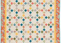 moroccan tile quilt stitch this the martingale blog Unique Moroccan Tile Quilt Pattern Inspirations
