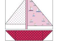 nautical ba quilt quilt ideas nautical ba quilt Elegant Sailboat Quilt Block Pattern Inspirations