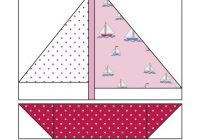 nautical ba quilt quilt ideas nautical ba quilt Quilt Pattern Sailboats Inspirations