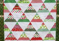 New 12 awesome christmas quilts that you can make crafting a 11 Unique Christmas Quilt Ideas Gallery
