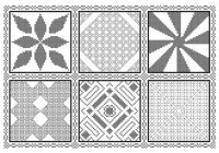 New a free mystery stitchalong pattern series from stitching the 9 Unique Cross Stitch Quilt Block Patterns Gallery