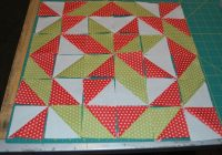 New apple pie in the sky quilt along block 8 sky quilt half 9 New 1 2 Square Triangle Quilts