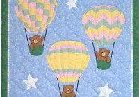 New balloon bears 11   Hot Air Balloon Quilt Pattern