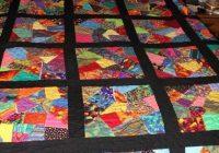 New crazy quilt block quilt crazy quilts patterns crazy Crazy Quilt Patterns Ideas Inspirations