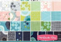 New day in paris zen chic for moda fabrics april 2019 New Stylish Layer Cake Quilting Fabric