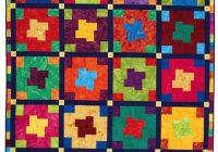 new design potential for basic 4 patch block nancy zieman Cool Four Patch Quilt Block Patterns Inspirations