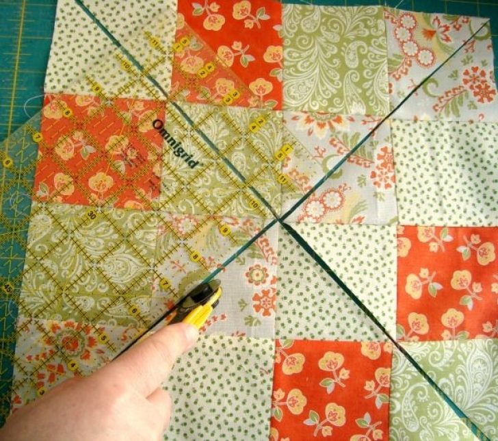 Permalink to 11 Cozy 16 Patch Quilt Block Patterns Inspirations
