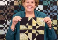 New disappearing hourglass crazy eight quilt missouri star blog 11 Unique Crazy Eight Quilt Pattern Gallery