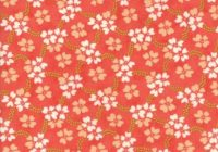 New fig tree quilts 20302 11 ella ollie daisy chain in strawberry colorwaymoda fabrics 9 Modern Fig Tree Daisy Chain Quilt Pattern Inspirations