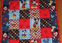 New first quilt disney doll quilt quilting mickey mouse 9 Cool Mickey Mouse Quilt Pattern