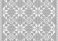 New free printable quilt pattern coloring page free coloring daily 11 New Quilt Patterns Coloring Pages Inspirations