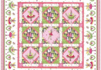 New friday funday free ba quilt patterns from michael miller 11 Elegant Michael Miller Quilt Patterns Inspirations