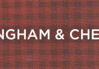 New gingham check missouri star quilt co 10 Stylish Gingham Quilting Fabric Inspirations