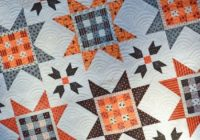 New holiday wishes gingham stars use any seasonal fabric 10 Stylish Gingham Quilting Fabric Inspirations