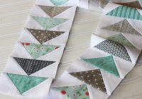 New how to make a flying geese block 5 different ways 11 Modern Flying Geese Quilt Patterns