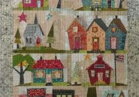 New how to master your craft tips and tricks quilts paper 9 Beautiful House Quilt Pattern