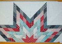 New jellied lone star quilt modafabrics 9 Beautiful Lone Star Quilt Pattern Free Gallery