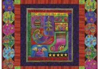 New laurel burch quilt patterns quilt fabric quilt patterns 9 Cozy Laurel Burch Quilt Fabric