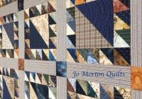 New made jo morton great colors and quilt for a man quilts 9 Unique Jo Morton Quilt Patterns Inspirations