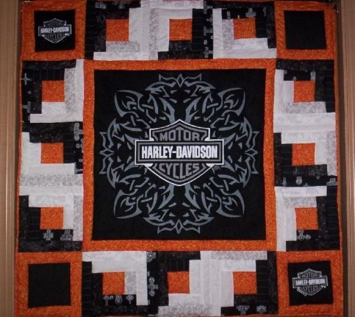 Permalink to 10 Elegant Harley Davidson Quilt Patterns Inspirations