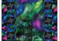 New northern nights quilt pattern 10 New Northern Lights Quilt Pattern