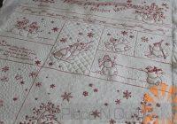 New piece n quilt winter wonderland quilt custom machine 11 Cool Winter Wonderland Quilt Pattern