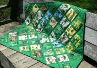 New pin on quilts 11 New John Deere Quilt Patterns Gallery