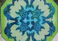 New prqc photo gallery of hawaiian quilts from the customers of 10   Hawaiian Sea Turtle Quilt Patterns