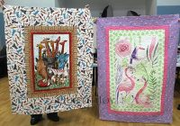 New quick and easy panel quilts for gifts quilted joy 10 Interesting Quilts With Panels