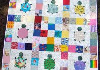 New robin sew crazy 100 wishes quilts New Quilts With Turtles Inspirations