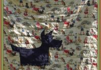 New scottie dog quilt pattern 9 Beautiful Scottie Dog Quilt Pattern Gallery