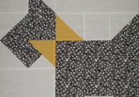 New scottie dog quilt wip block quilt patterns dog quilts 9 Beautiful Scottie Dog Quilt Pattern Gallery