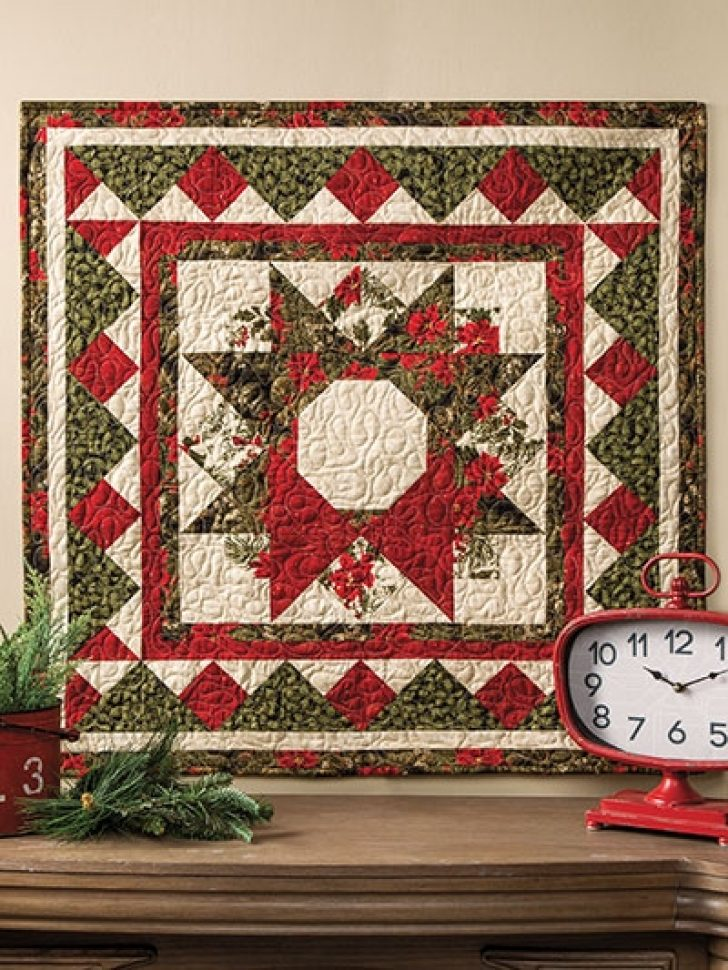 Permalink to 9 Beautiful Quilt Patterns For Wall Hangings