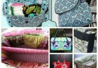 New the best free diaper bag patterns so sew easy 9 Cozy Quilted Diaper Bag Pattern Gallery