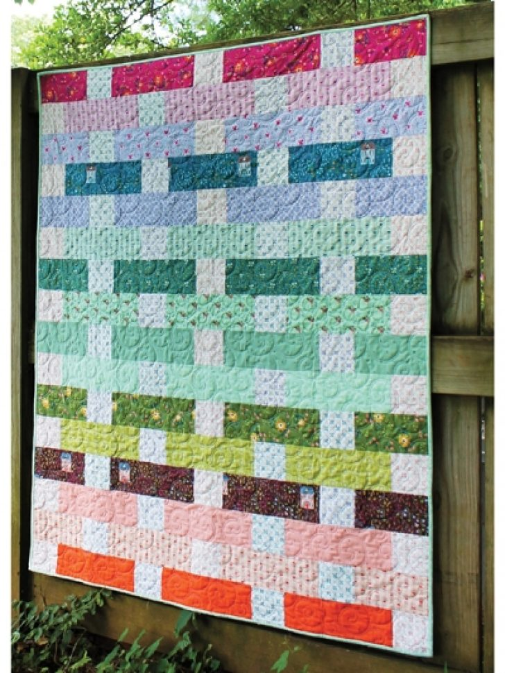 Permalink to 11 Interesting Fat Quarter Quilts Patterns